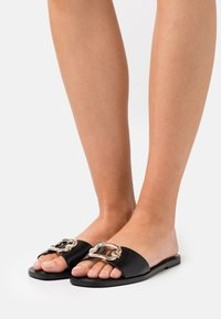 ALDO - GLAESWEN - Pantofle - black - 0
