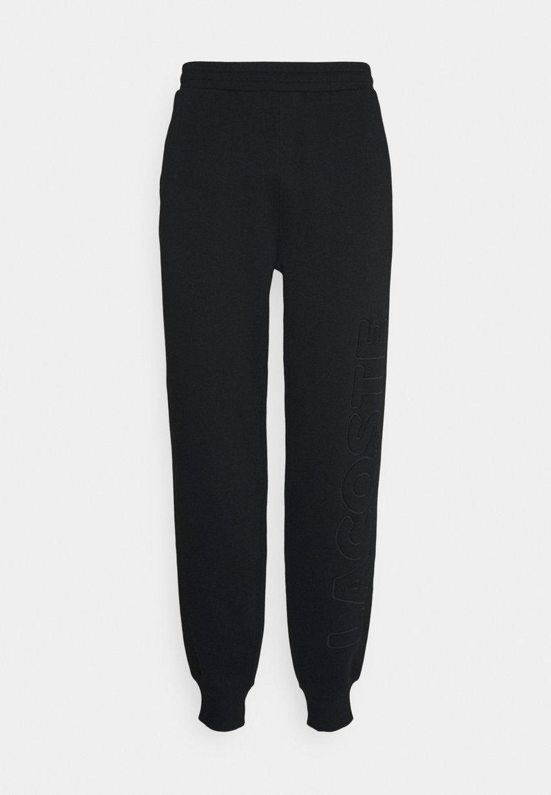 Lacoste LIVE - Teplákové kalhoty - black