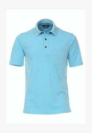 Polo shirt - turquoise