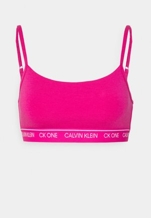 ONE UNLINED BRALETTE - Top - party pink