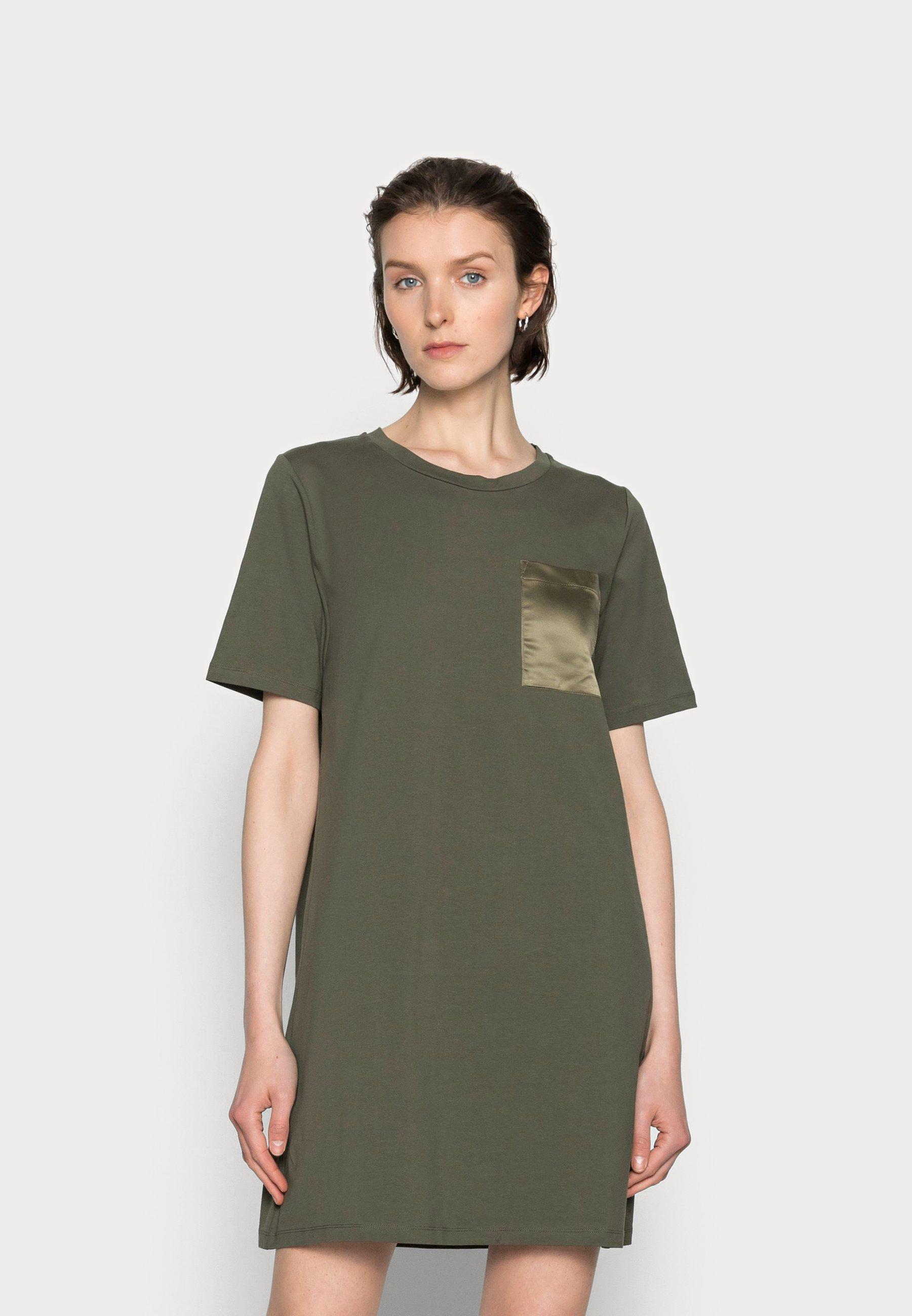 Women DANA DRESS - Jersey dress