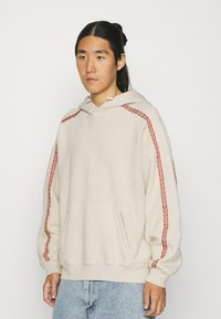 Levi's® - FASHION HOODIE UNISEX - Sweater - sahara khaki - 0