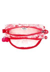 Kipling - CUTE - Pencil case - pink leaves - 3