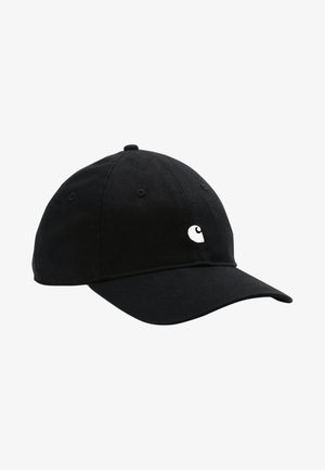 MADISON LOGO UNISEX - Cap - black/white
