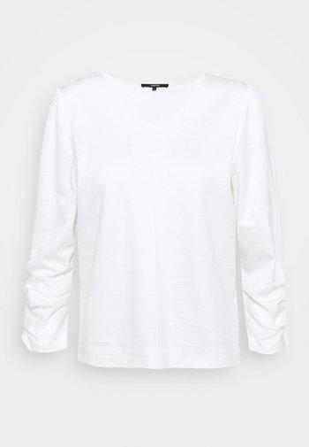KAYEN - Long sleeved top - milk