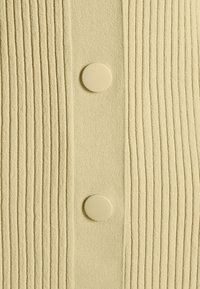 ARKET - CARDIGAN - Kardigan - beige/yellow - 5
