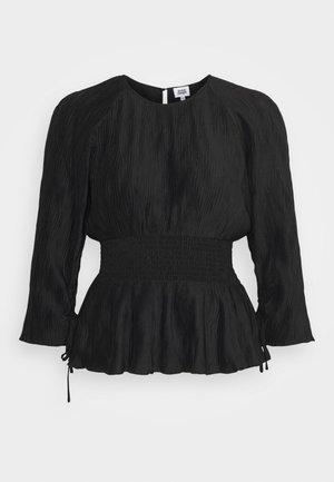 LOVISA BLOUSE - Blouse - black