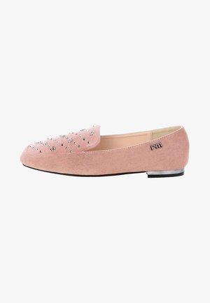 RAMPAZZO - Slip-ons - pink