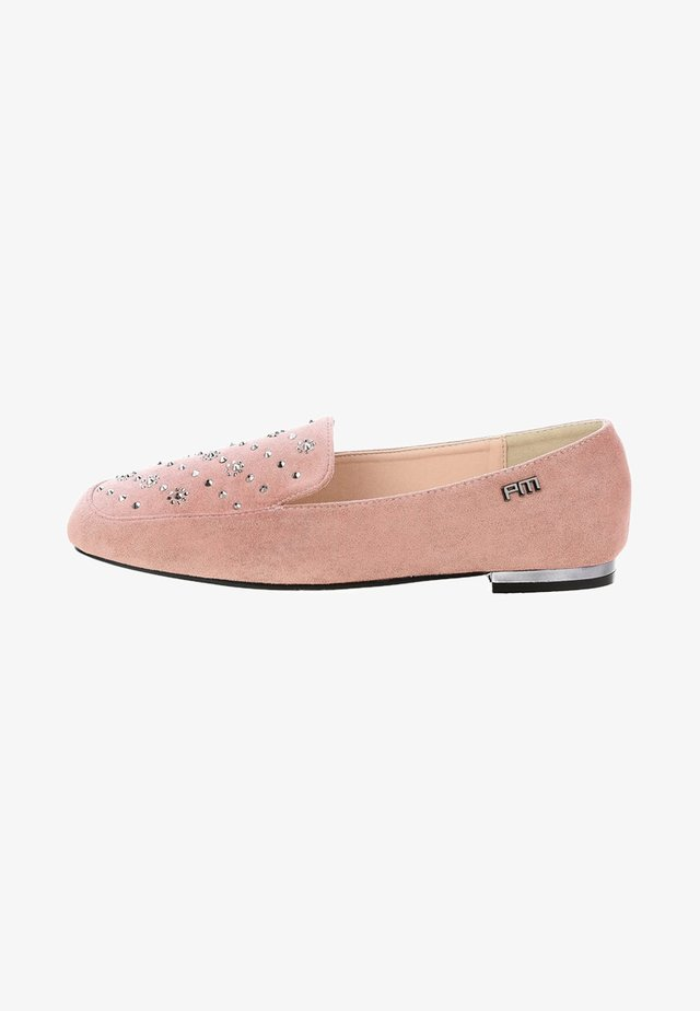 RAMPAZZO - Loafers - pink
