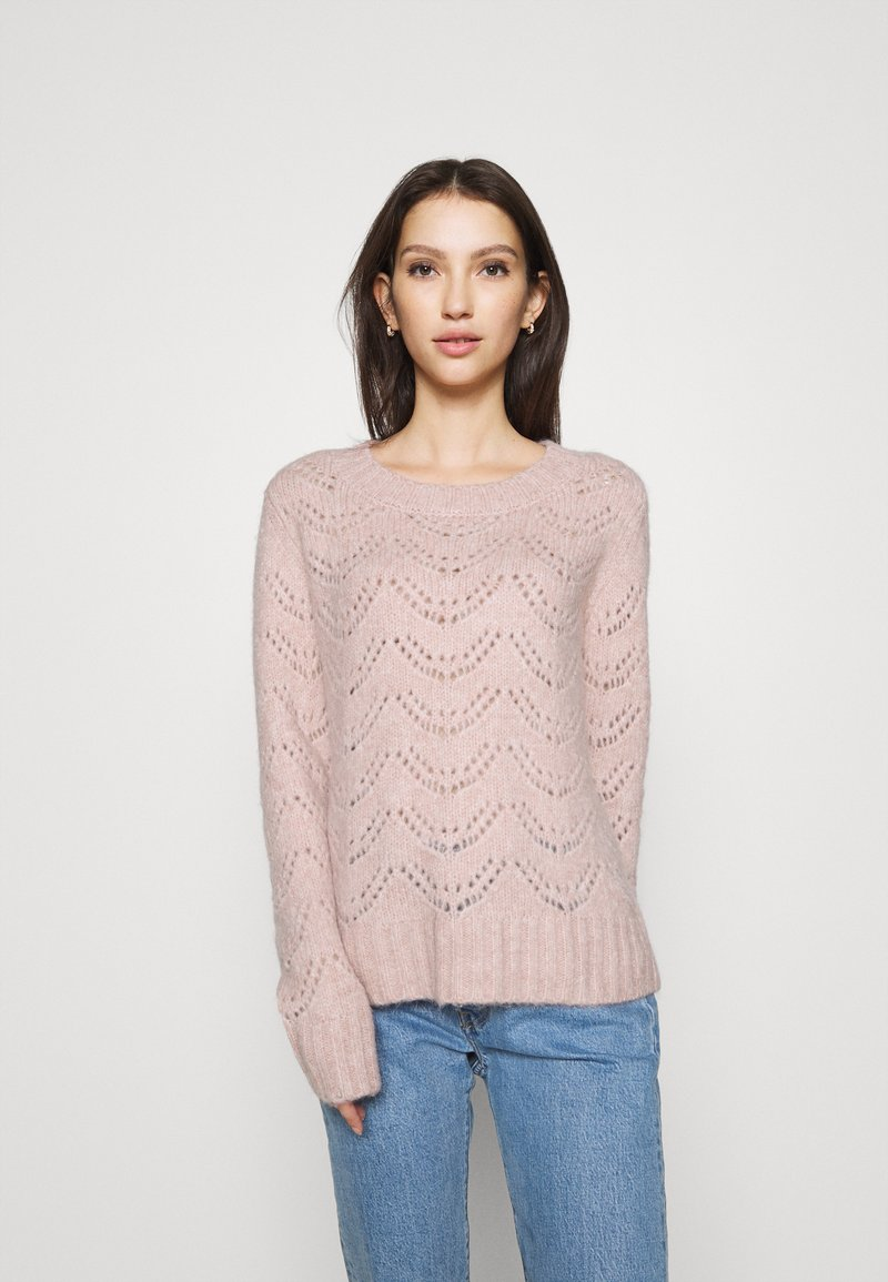 Pieces - NOOS - Pullover - misty rose