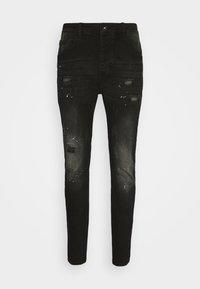 Kings Will Dream - SPACE - Slim fit jeans - black - 3