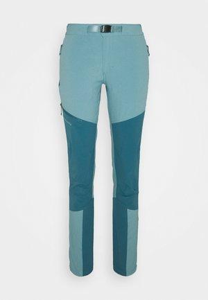 ALTVIA ALPINE PANTS - Trousers - upwell blue