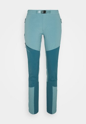 ALTVIA ALPINE PANTS - Bukser - upwell blue