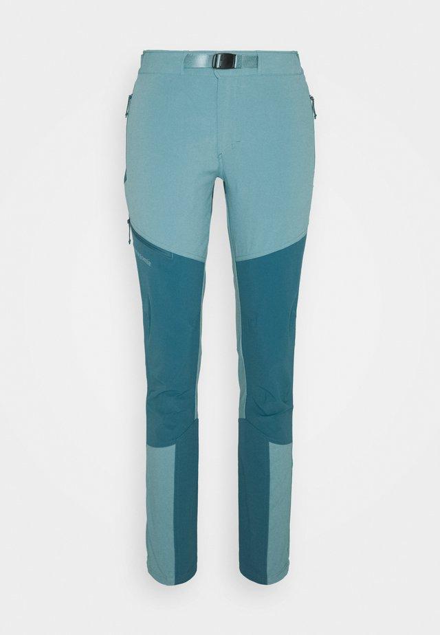 ALTVIA ALPINE PANTS - Kangashousut - upwell blue