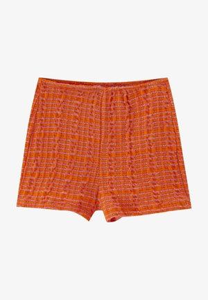 Szorty - orange