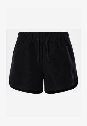 W CLASS V MINI SHORT - Shorts - tnf black