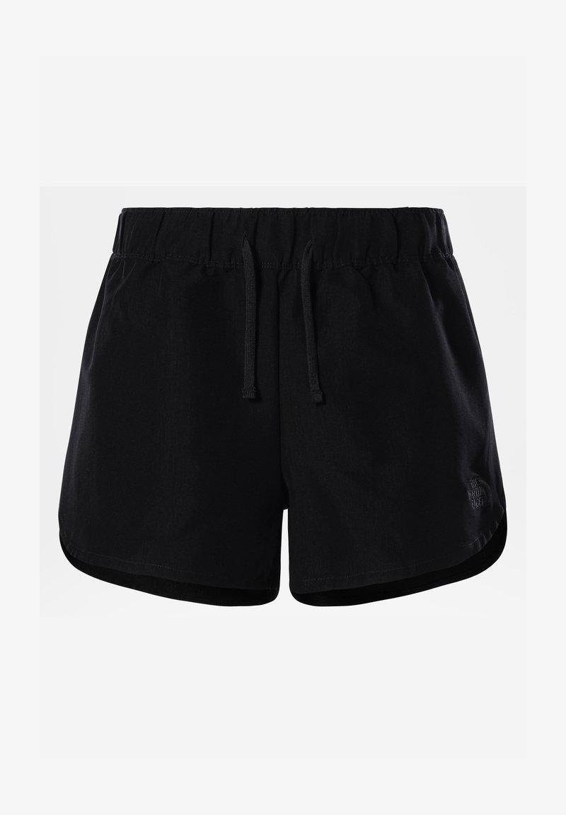 The North Face - W CLASS V MINI SHORT - Shortsit - tnf black
