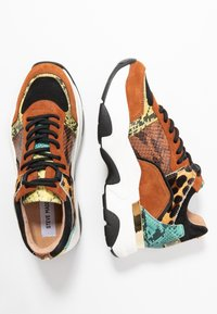 Steve Madden - FLEXY - Sneaker low - multicolor - 3