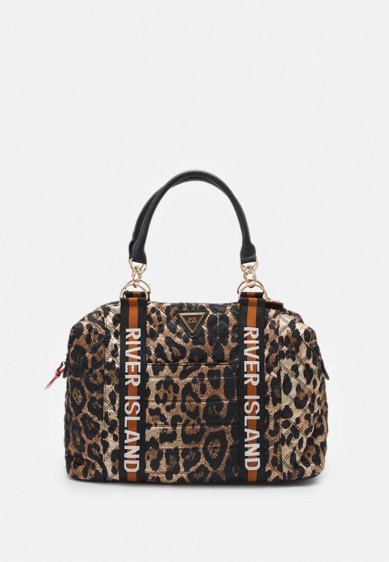River Island - Weekend bag - brown