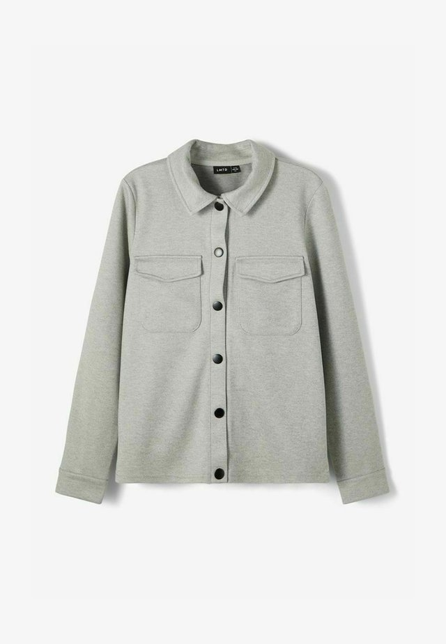 Skjorta - light grey melange