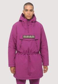 Napapijri - RAINFOREST - Winter coat - purple - 0