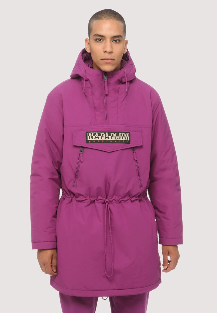 Napapijri - RAINFOREST - Winter coat - purple
