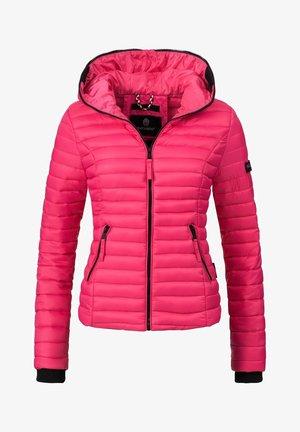 KIMUK - Winter jacket - hellpink