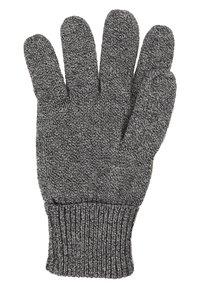 Superdry - ORANGE LABEL GLOVE - Gloves - basalt grey grit - 2