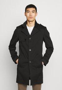 DRYKORN - SKOPJE - Short coat - black - 0