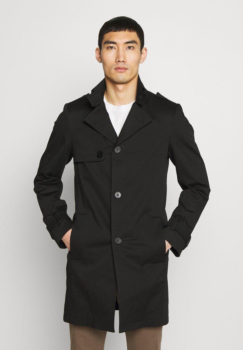 DRYKORN - SKOPJE - Short coat - black