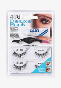 Ardell - DELUXE PACK WISPIES - False eyelashes - - - 0
