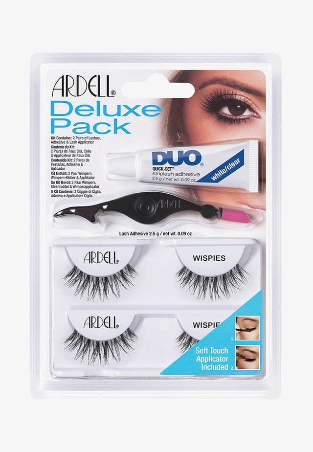 DELUXE PACK WISPIES - False eyelashes - -