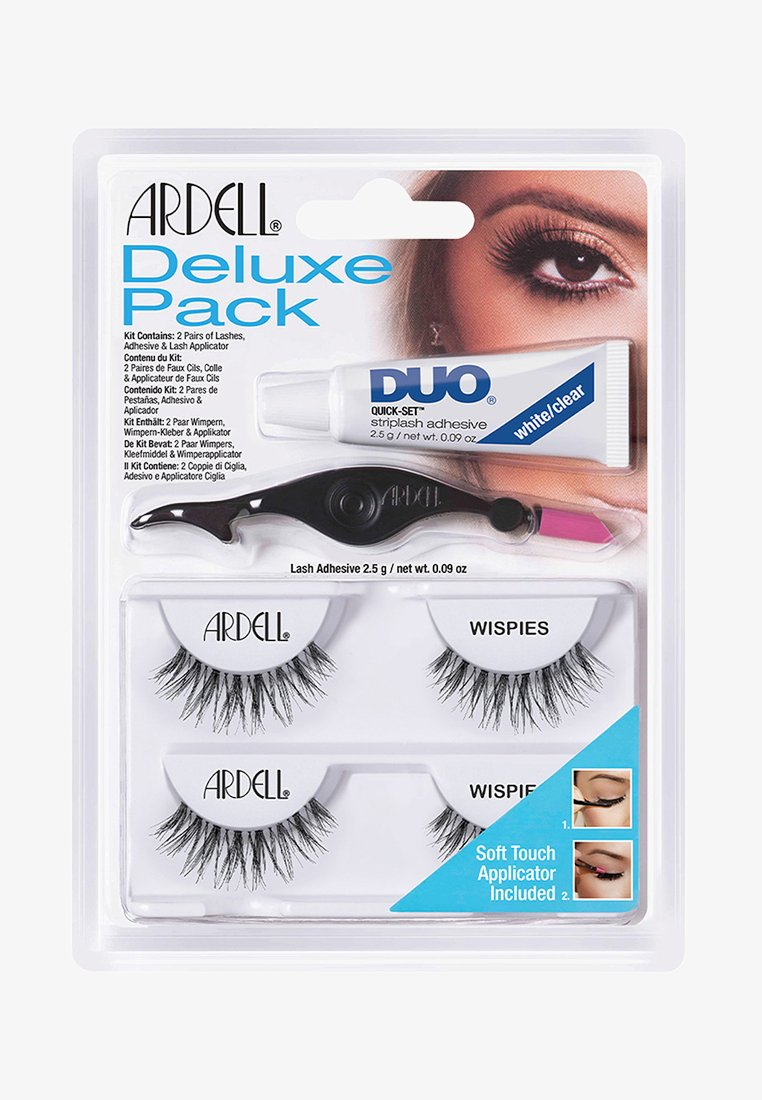 Ardell - DELUXE PACK WISPIES - False eyelashes - -