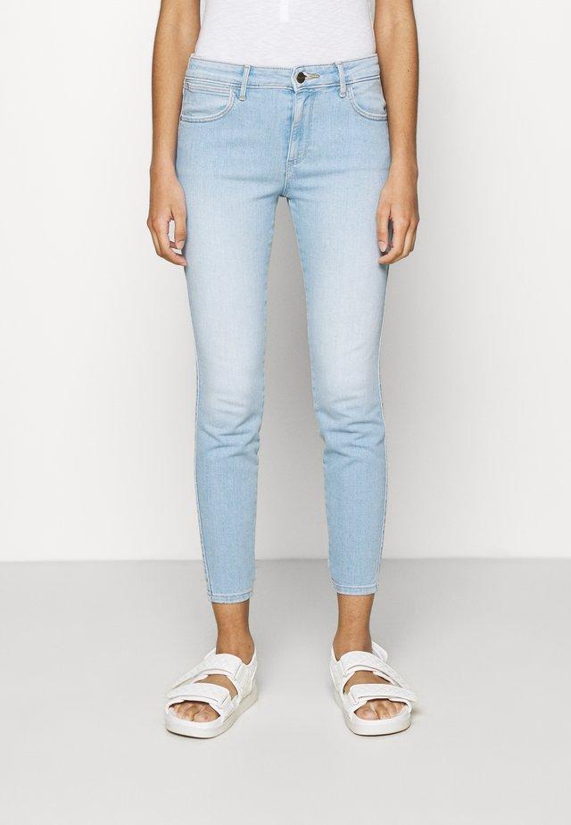 SKINNY CROP - Jeans Skinny Fit - soft sunfade