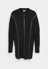 The Ragged Priest - PEEL DRESS - Jerseykjole - black - 6