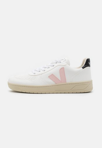 VEGAN V-10 - Sneakers laag - white/petale/black