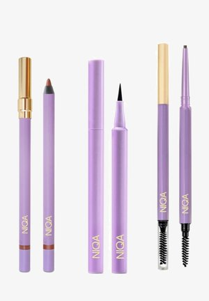 NIQA ESSIANTIALS SET - Lip liner - -