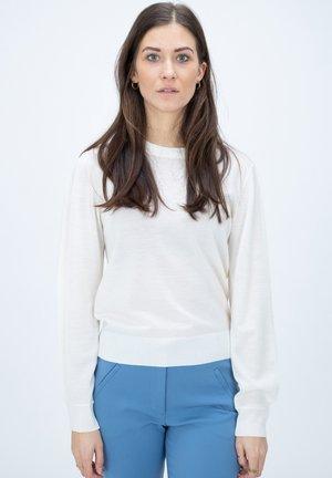 Jumper - off-white