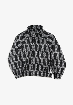 VANS x OPENING CEREMONY LEOPARD JACKET - Summer jacket - opening ceremony black
