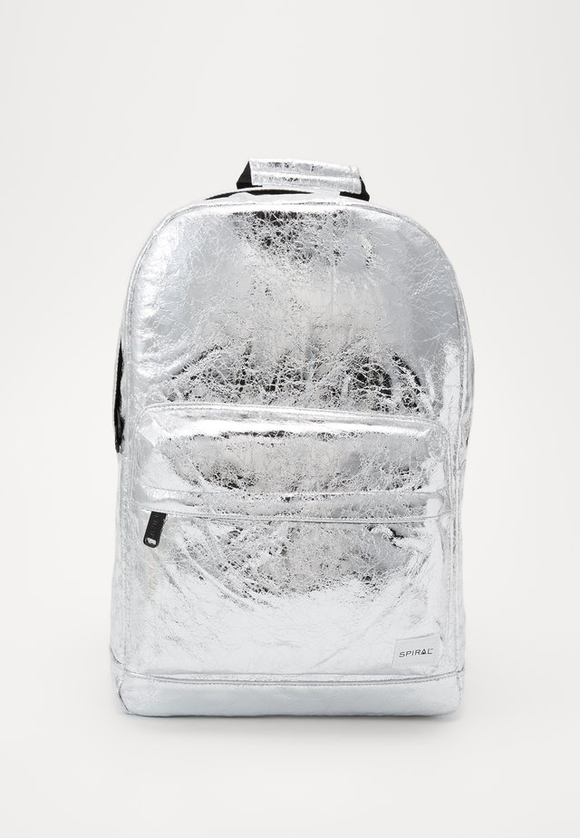 Plecak - silver glaze