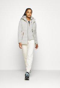 Icepeak - ARDMORE - Fleece jacket - steam - 1