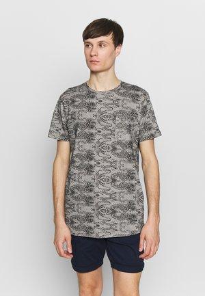 JPRPASE TEE CREW NECK - T-shirt med print - wind chime