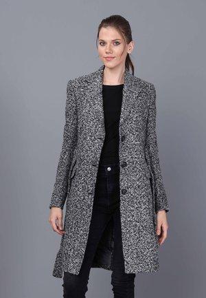 Classic coat - ecru