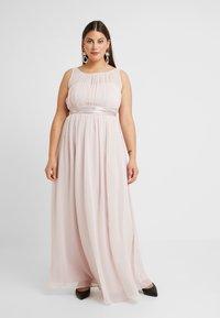 Dorothy Perkins Curve - NATALIE MAXI - Occasion wear - blush - 0
