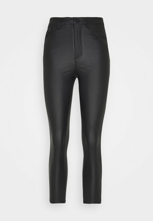 VMLOA COATED PANT  - Broek - black