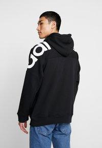 adidas Originals - REVEAL YOUR VOICE HOODY - Hoodie - black - 2