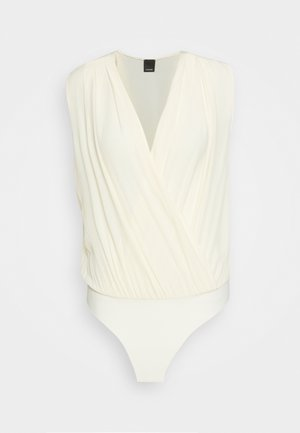 INES BODY - Blus - white