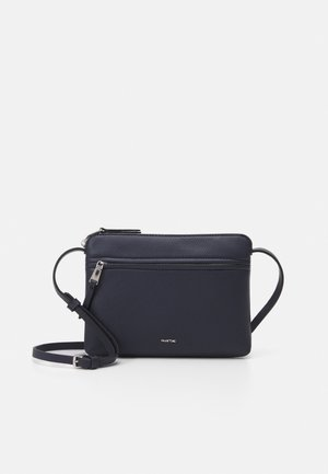 CROSSBODY BAG BALLOON - Olkalaukku - navy