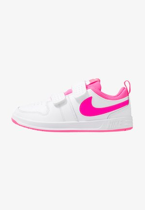 PICO 5 UNISEX - Sports shoes - white/pink blast