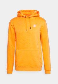 SIKSILK - BASIC OVERHEAD HOODIE UNISEX - Sweatshirt - yellow - 3